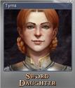Sword Daughter Foil 2