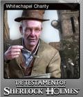 The Testament of Sherlock Holmes Foil 8