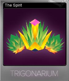Trigonarium Foil 3