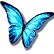 Trine 2 Emoticon butterfly