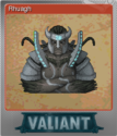 Valiant Resurrection Foil 4
