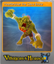 Villagers and Heroes Foil 01
