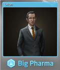 Big Pharma Foil 05