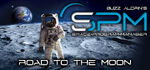 Buzz Aldrins Space Program Manager Logo