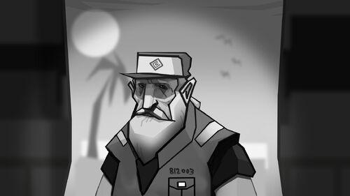 Cargo Commander Artwork 1