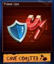 Cave Coaster Card 11