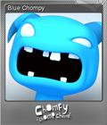 Chompy Chomp Chomp Foil 1