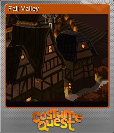 Costume Quest Foil 3