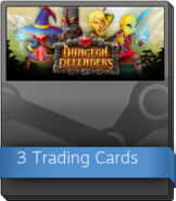 Dungeon Defenders Booster Pack