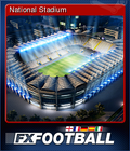 FX Football Card 6