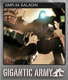 Gigantic Army Foil 1