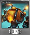 Goliath Foil 3