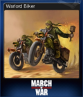 March of War Card 09