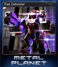Metal Planet Card 3