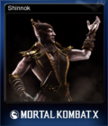 Mortal Kombat X Card 5