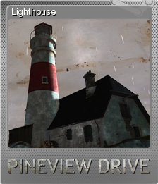 Pineview Drive Card 02 Foil