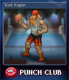 Punch Club Card 3