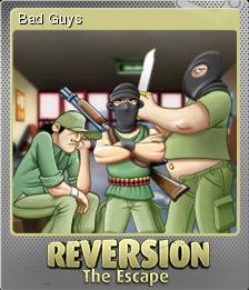Reversion - The Escape Foil 2