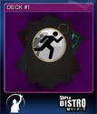 SUPER DISTRO Card 06