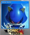 Sonic Forces Foil 9