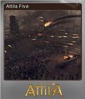 Total War ATTILA Foil 5