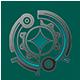 Trinium Wars Badge 2