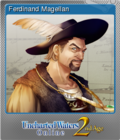 Uncharted Waters Online 2nd Age Foil 3