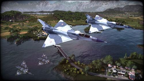 Wargame AirLand Battle Artwork 2