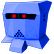 3089 Futuristic Action RPG Emoticon 3089bot3