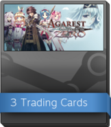 Agarest Generations of War Zero Booster Pack