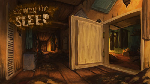 Among the Sleep Artwork 3