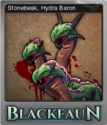 Blackfaun Foil 1