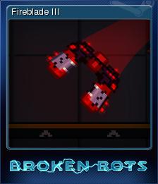 Broken Bots Card 6