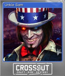 Crossout Foil 8