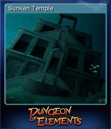Dungeon of Elements Card 4