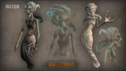 Guns n Zombies Artwork 3