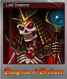 Lord Dredmor (Foil)