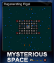 Mysterious Space Card 3