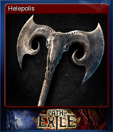 Path of Exile Card 09