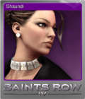 Saints Row IV Foil 7