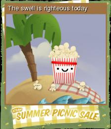 Summer Picnic Sale Foil 04