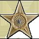 Supreme Ruler 1936 Badge 4