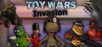 Toy Wars Invasion Logo
