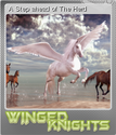 Winged Knights Penetration Foil 5