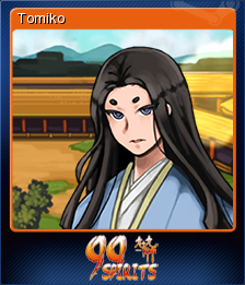 99 Spirits Card 11