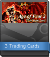 Age of Fear 2 The Chaos Lord Booster Pack