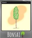 Bonsai Foil 1