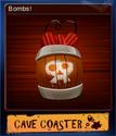 Cave Coaster Card 10