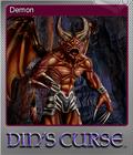Din's Curse Foil 8