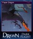 Drawn Dark Flight Card 9